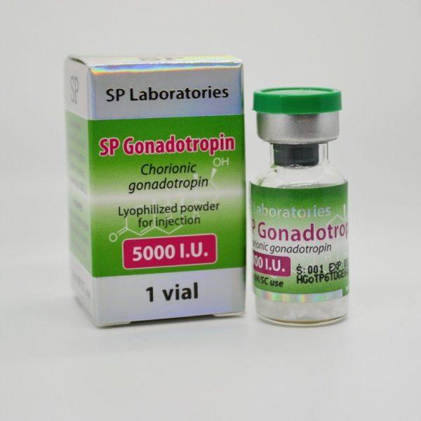 SP Gonadotropin (HCG)  5000 IU