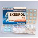 Exedrol 25 mg (Exemestanum) 60 Tabs