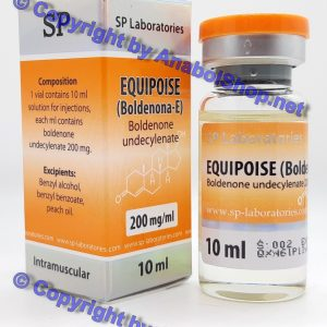 SP Equipoise 10 ml vials