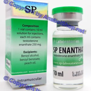 SP Enanthate 10 ml vial