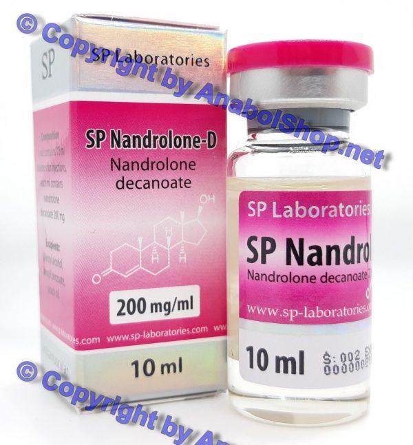 SP Nandrolone-D 10 ml vial