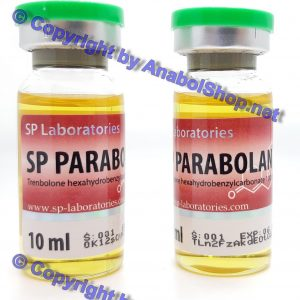 SP Parabolan 10 ml vial