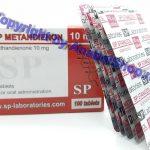 SP Metandienon 10 mg