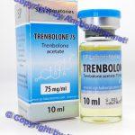 SP Trenbolone 75 10 ml vial
