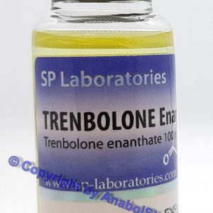 SP Trenbolone Enanthate 100 mg/ml 10 ml vial