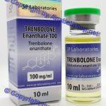 SP Trenbolone Enanthate 100 mg/ml 10 ml vial