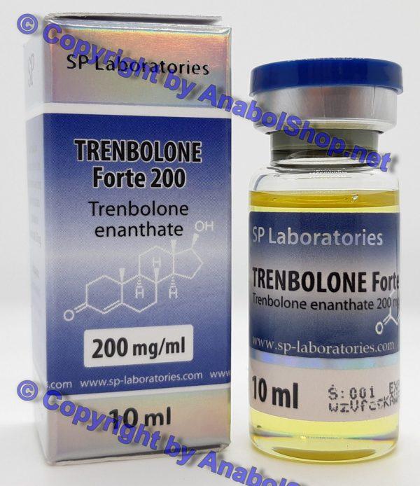 SP Trenbolone Forte 10 ml vial