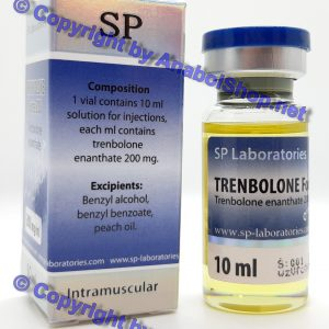 SP Trenbolone Forte 10 ml vial